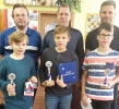 Familienturnier 2019 - Sieger Familie