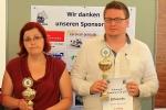 Thüringer Meister 2017 - Corinna Jacke und Ferenc Langheinrich